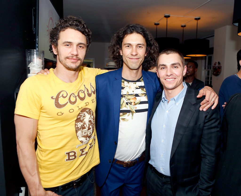James Franco's brothers