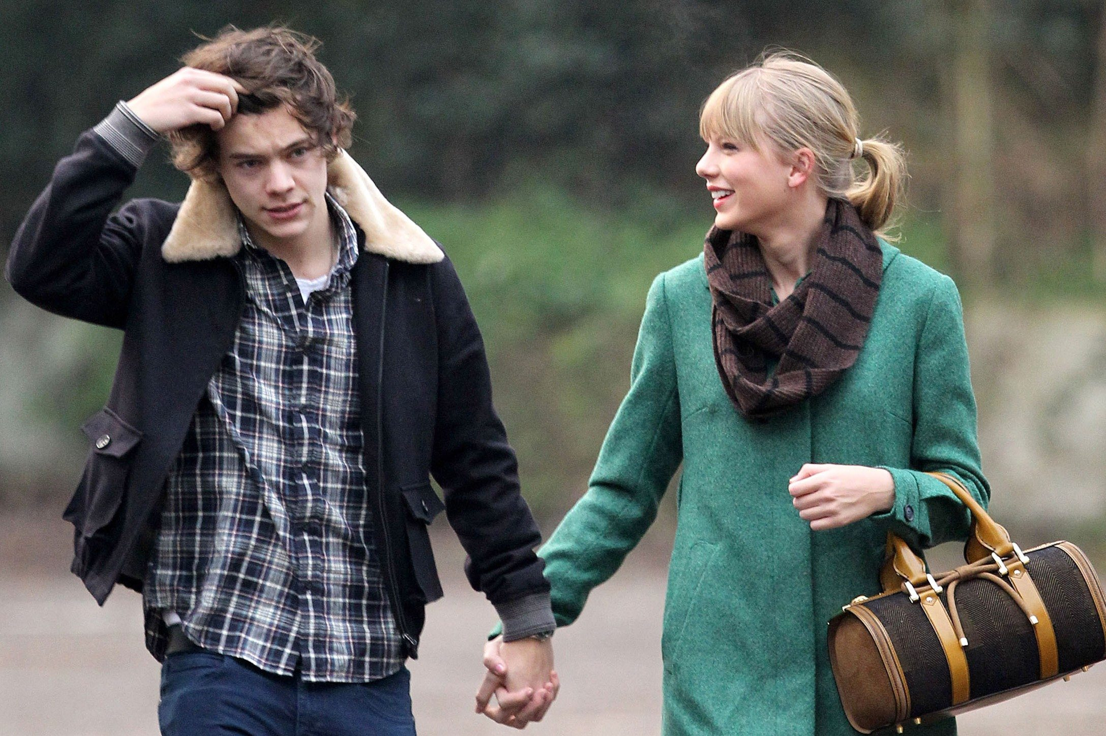 Are Harry Styles and Taylor Swift dating