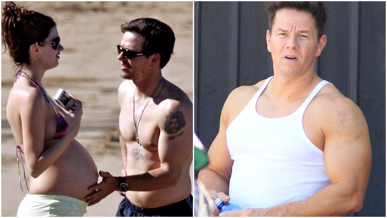 Mark Wahlberg Third Nipple, Tattoos, House - 1280x720 - jpeg Mark Wahlberg