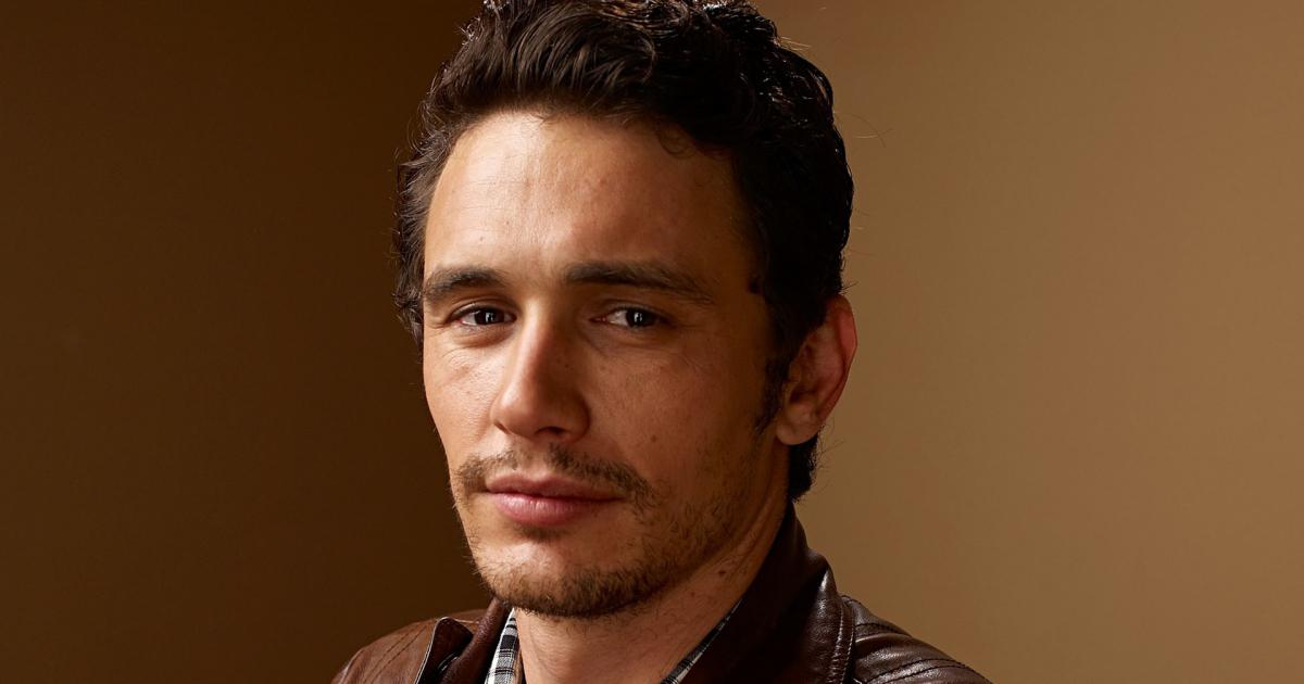 James Franco's height 01