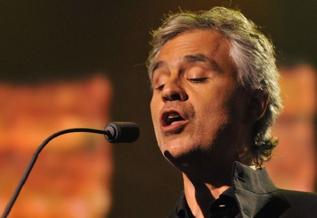 Andrea Bocelli - Famous Blind People