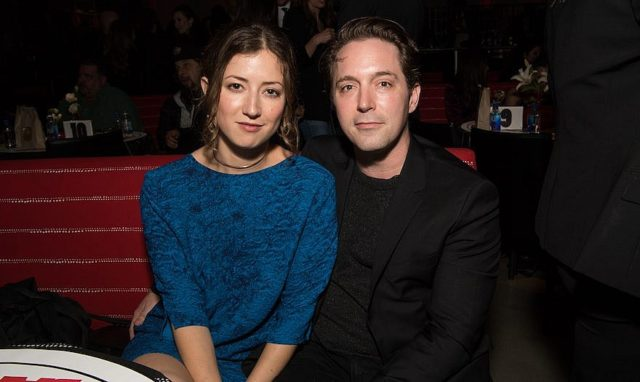 Beck Bennett and wife Jesse Hodges
