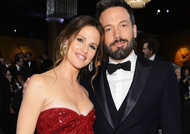 Ben Affleck and ex-wife Jennifer Garner