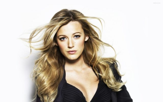Blake Lively's height dp