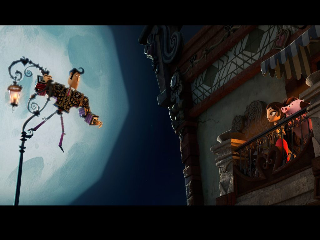 'The Book of Life 2'