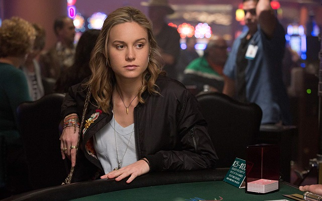 Brie Larson Movies - Larson as Amy Phillips in 'The Gambler'