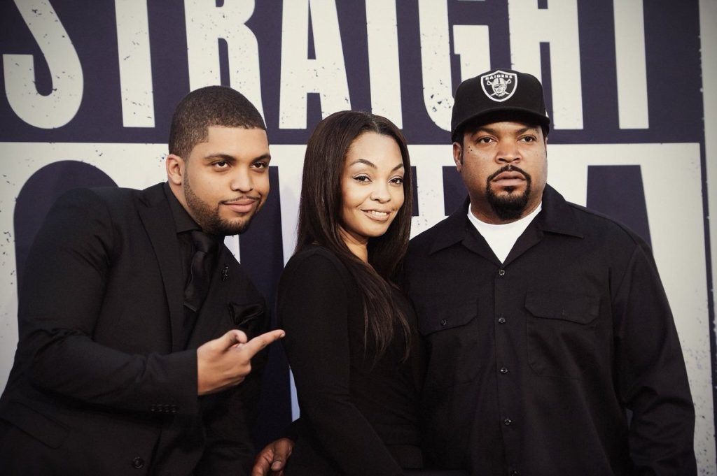 Ice Cube And Family 2015