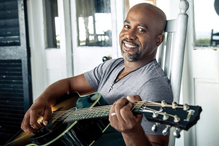 The 52-year old son of father (?) and mother(?) Darius Rucker in 2018 photo. Darius Rucker earned a  million dollar salary - leaving the net worth at  million in 2018