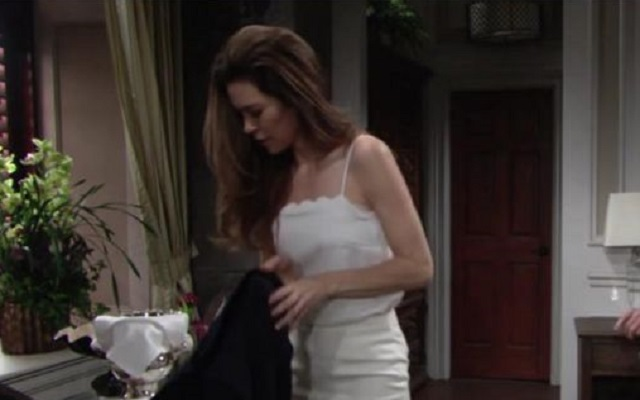 Heinle as Victoria Newman in 'The Young and the Restless'