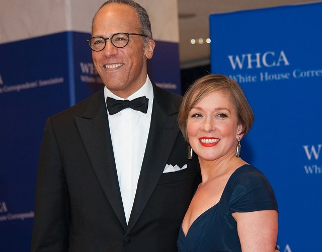 Lester Holt Wife Son Parents Family Salary Ethnicity Age Height