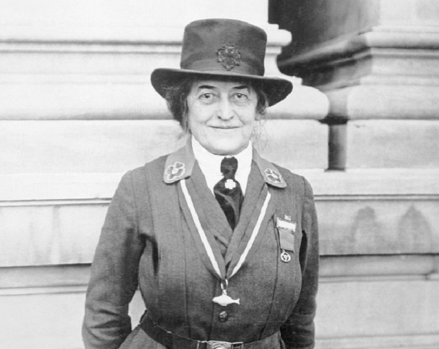 Juliette Gordon Low, 10 Famous Deaf People That Saved The World