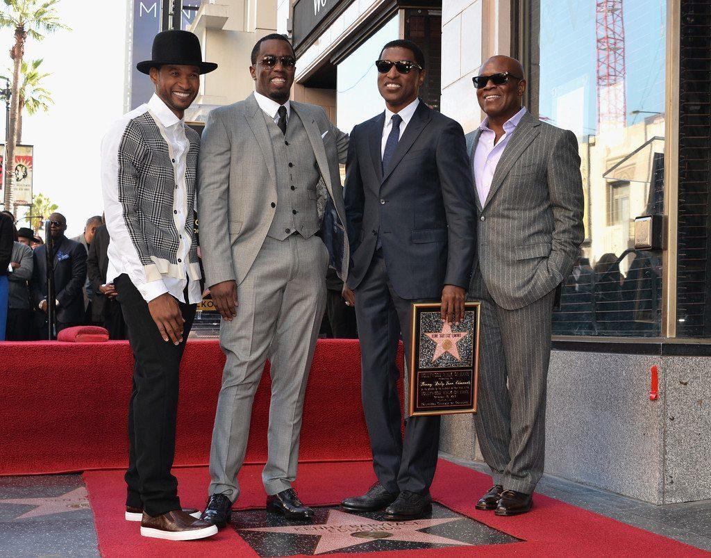 Usher's height 3