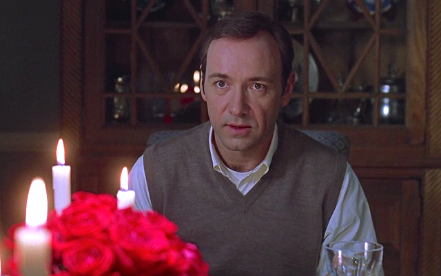 Kevin Spacey Movies - 'American Beauty'