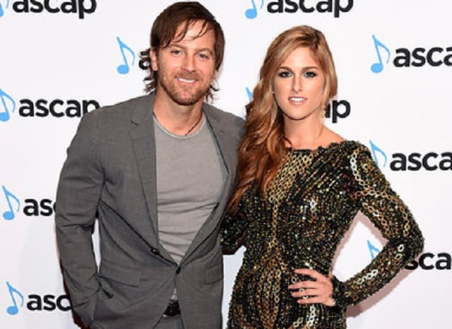 Kip Moore and Cassadee Pope