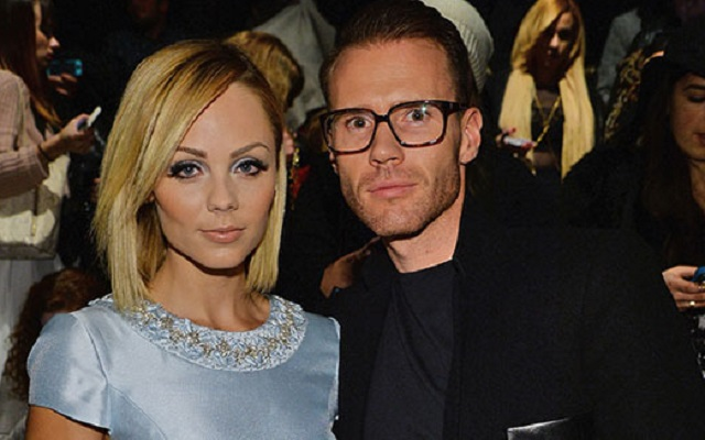 Laura Vandervoort and Oliver Trevena