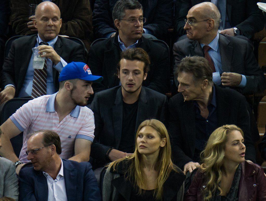 Liam Neeson's wife 8