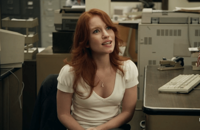 Maria Thayer accepted