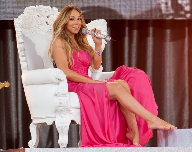 Mariah Carey took the beauty of her feet to a whole different level when  she insured them for £1 billion. The Butterfly hitmaker's curvy pins were  awarded ...