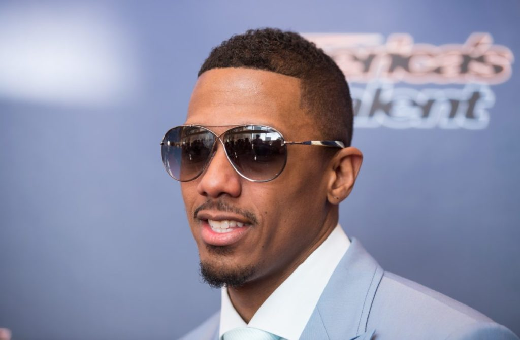 Nick Cannon's height 2