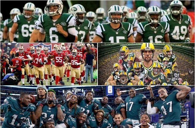 Valuable Football Teams