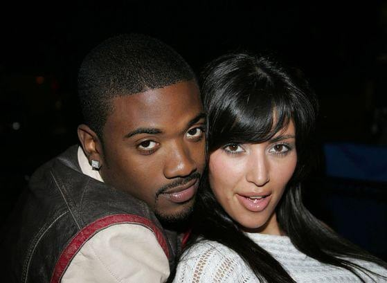 Kim Kardashian dated