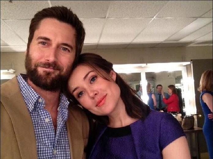 Ryan Eggold and Megan Boone