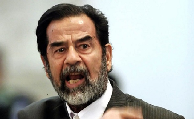 Famous Dictators: Saddam Hussein