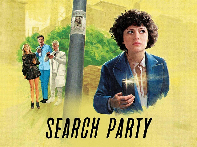 Search Party Cast