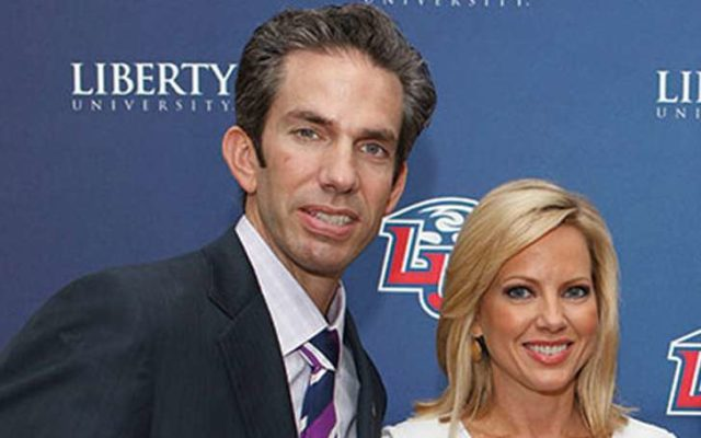 Sheldon Bream and Shannon Bream