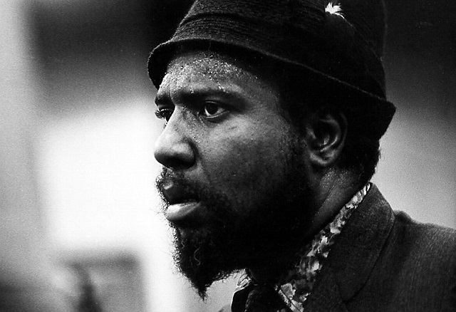 The famous jazz musicians : Thelonious Monk