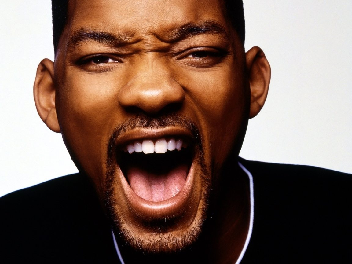 Will Smith's height dp