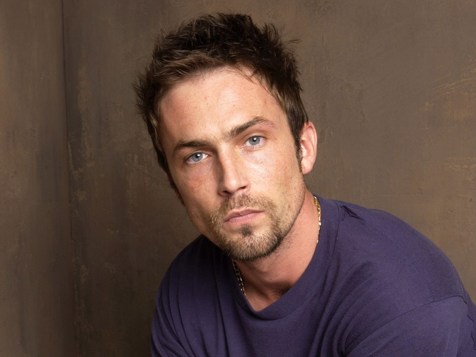 Desmond Harrington Mar... Ed Westwick Dated