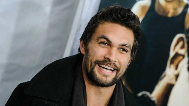 Jason Momoa's height dp