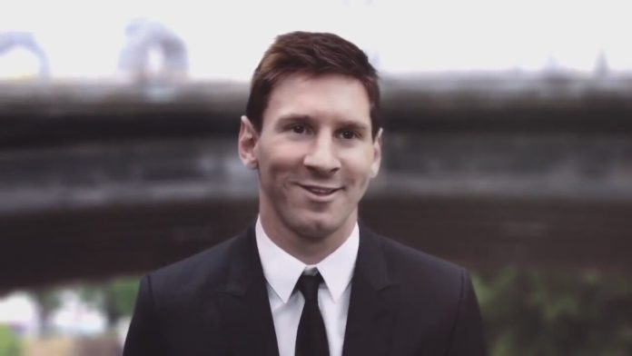 Lionel Messi's Wife dp