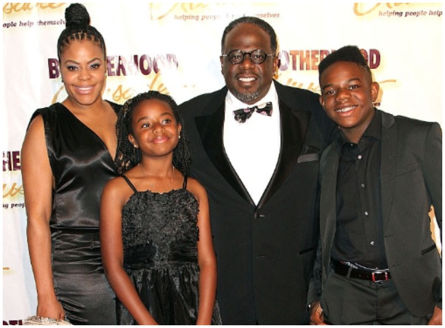 Cedric The Entertainer's family