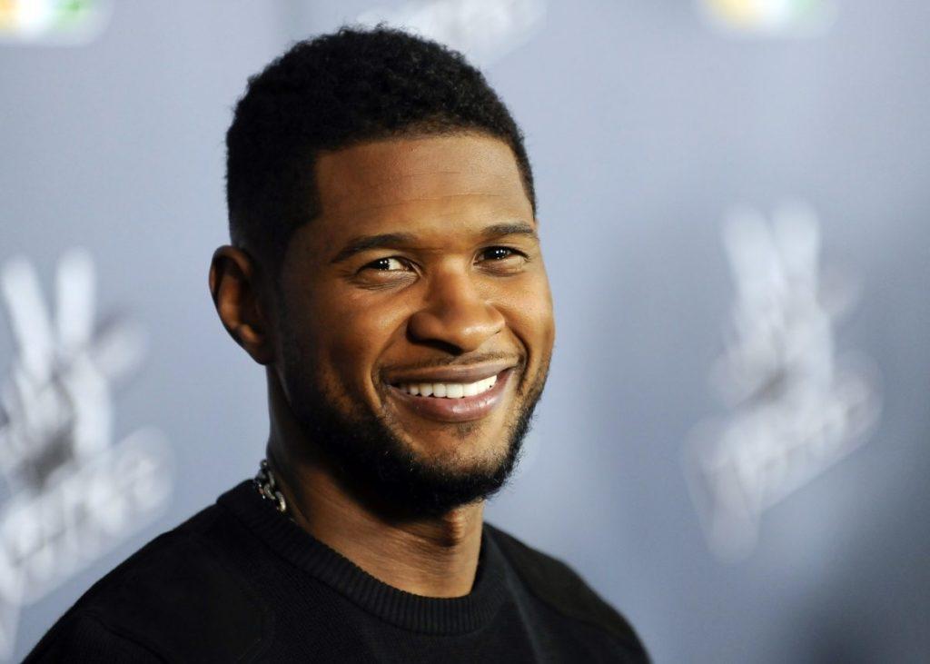 Usher's height 2