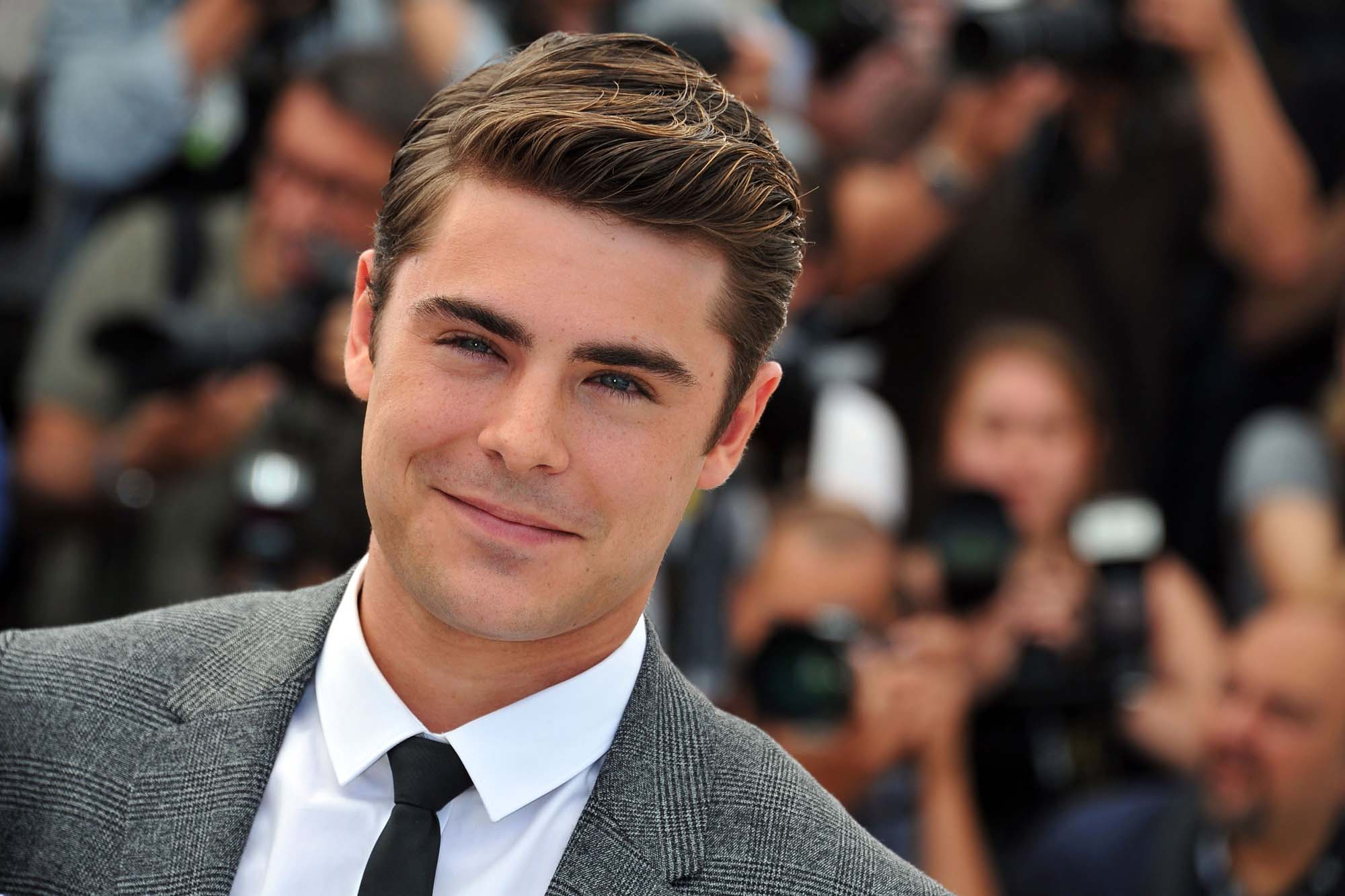Zac Efron Hairstyle Tattoo And Abs